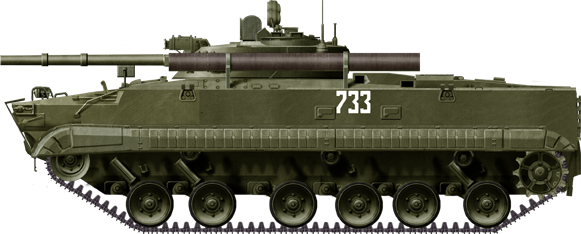 BMP-3 early