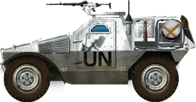 VBL of the UN in peackeeping operations, 2000s
