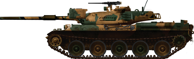 Type 74 type C or D in a four-tone Summer/October pattern.