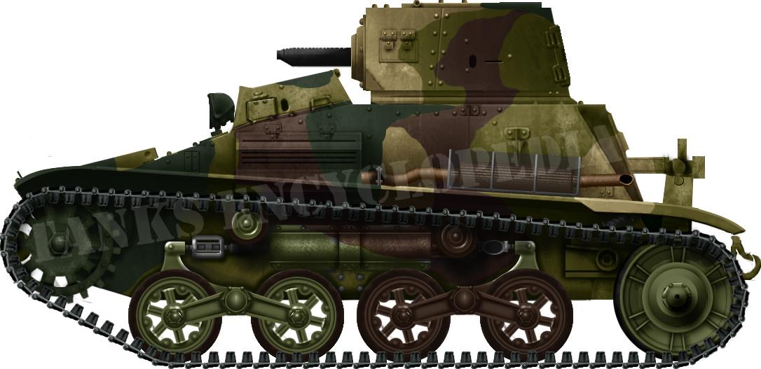 Type 94 Tk  1935