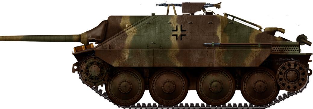 Jagdpanzer 38 (Hetzer)