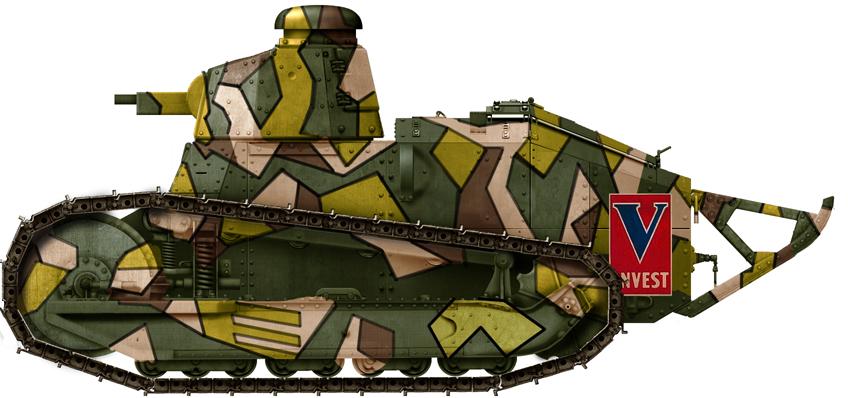 M1917 6-ton Marlin MG