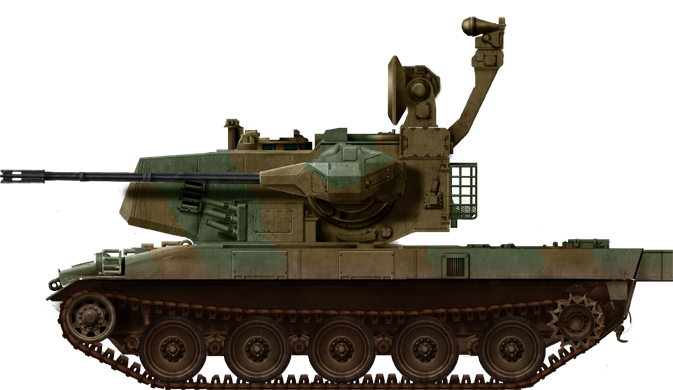 Type 87 SPAAG