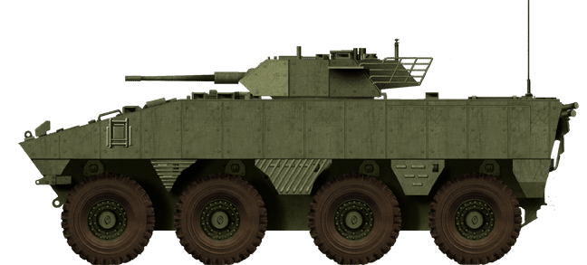 VBCI with hifirst turret