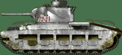 Matilda II in Soviet Service - Tanks Encyclopedia