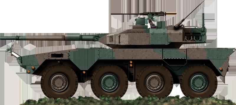 Mitsubishi Type 16 MCV