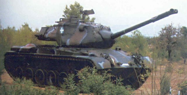 Greek M47 Patton