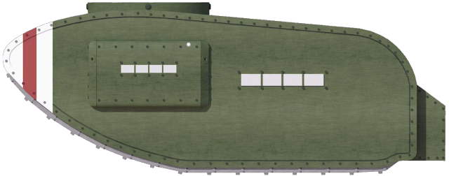 Saczeany Armoured Personel Carrier
