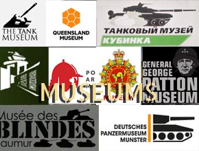 Tanks Museums