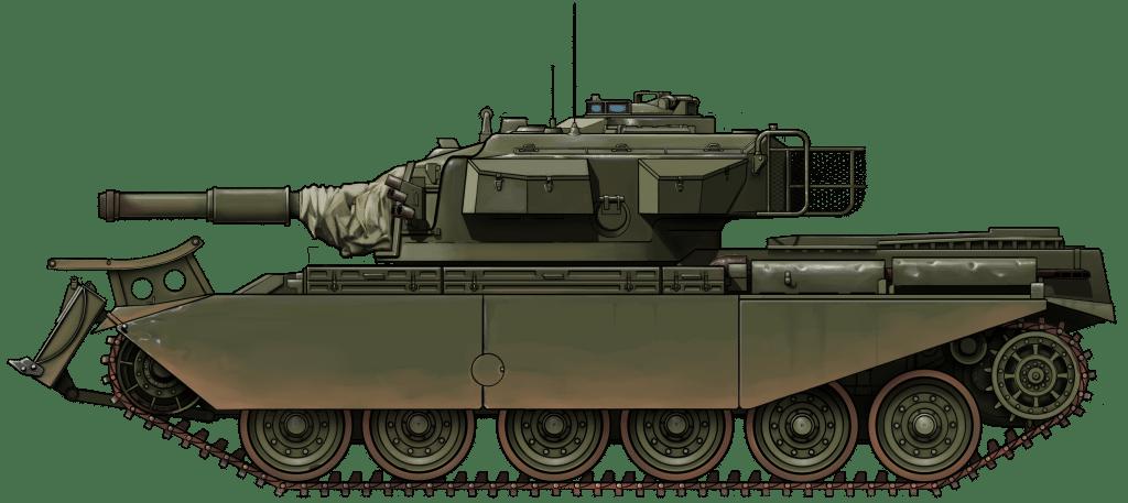 FV4003 Centurion AVRE - Tanks Encyclopedia