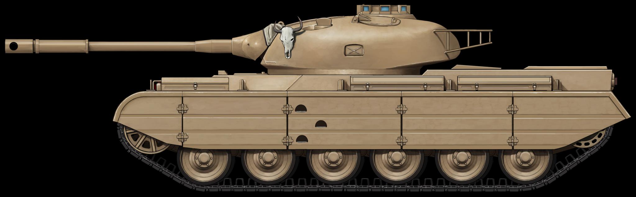 Progetto M35 Mod. 46 (Fake Tanks)
