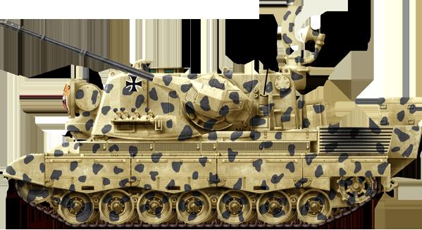 Gepard Totendorf