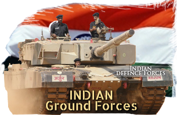 Indian modern tanks and AFVs