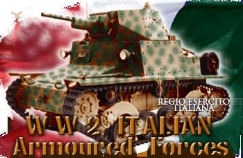 WWII Italian Armor
