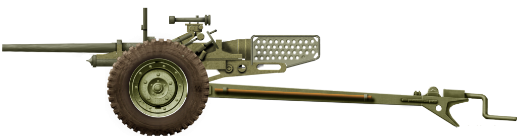 Author's illu 37 mm gun M1