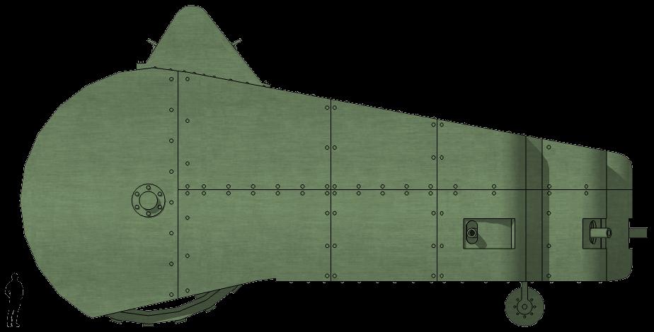 Jehlik's Armored Vehicle