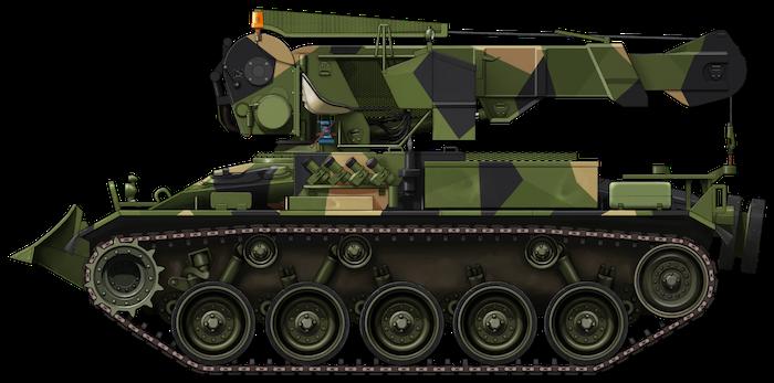 NM-130 Bergepanser