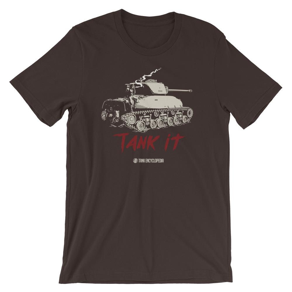 Tank-It Shirt