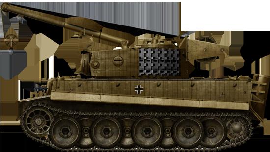 Ladungsleger Tiger
