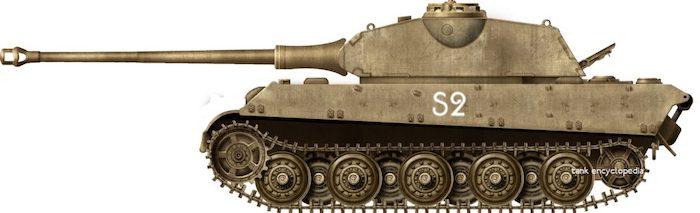 The Swedish Königstiger