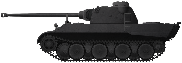 VK30.01(D) and VK30.02(M) – Panther Prototypes