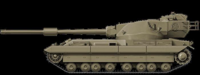FV215b (Fake Tanks)