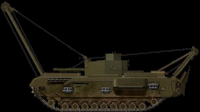 Churchill ARV Mk. I & Mk. II