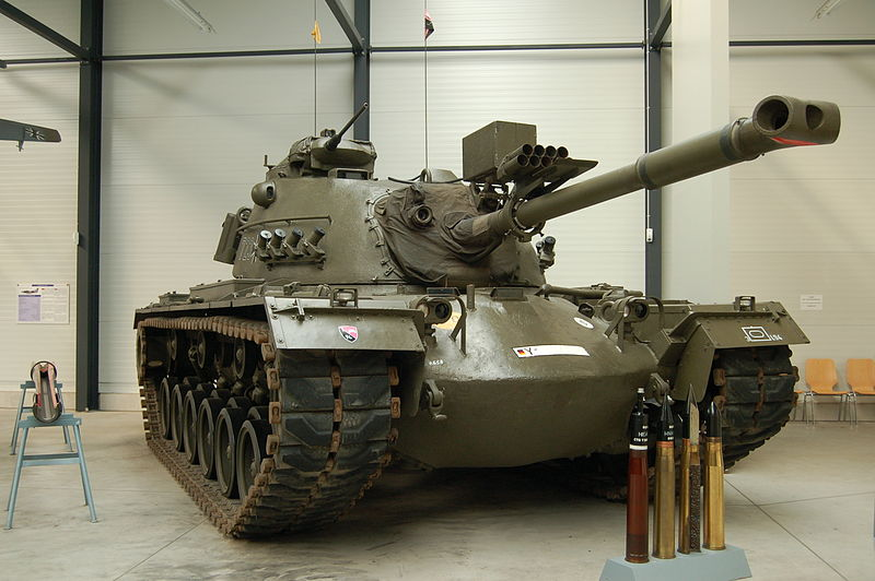 German M48A2C Patton