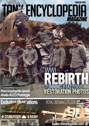 Tank Encyclopedia Magazine Issue #2