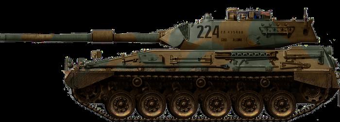 Tanque Argentino Mediano (TAM)