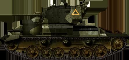 Cruiser Mk.I, A9