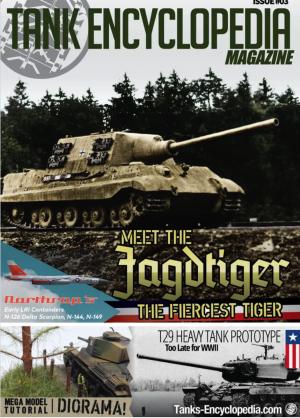 Tank Encyclopedia Magazine Issue #3