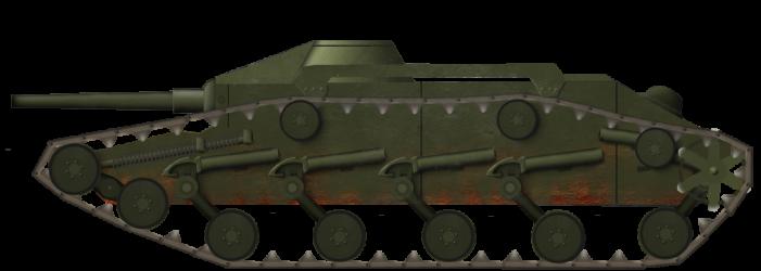 G-3 Light Tank Destroyer