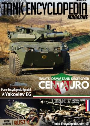 Tank Encyclopedia Magazine Issue #4