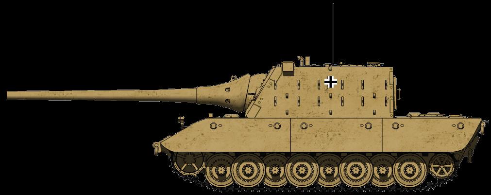15/17 cm Sturmgeschütz auf E100 Fahrgestell