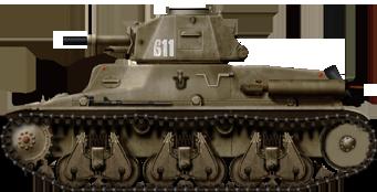 Hotchkiss H39 in Israeli Service
