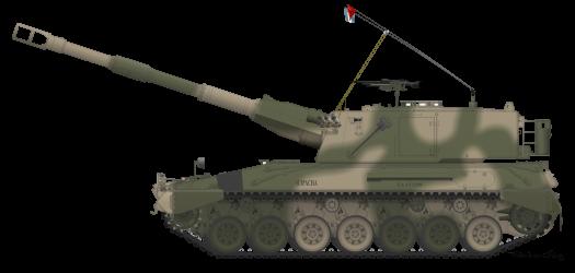 Vehículo de Combate Artillería (VCA)