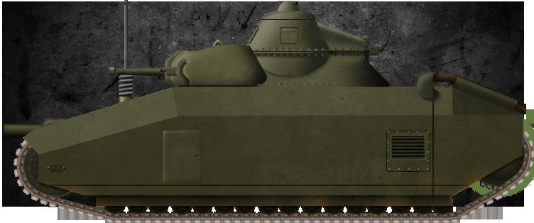 ARL 37 'Char de Rupture'