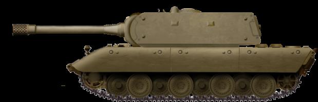 Tiger-Maus, Krupp 170-130 tonne Panzer 'Maeuschen'
