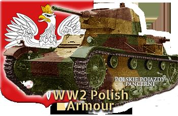 Polish Armor 1918-1945