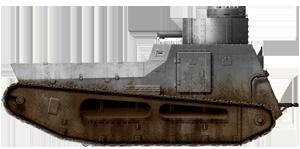 Leichter Kampfwagen II (LKII)
