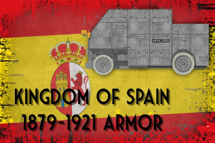 Kingdom of Spain 1879-1921