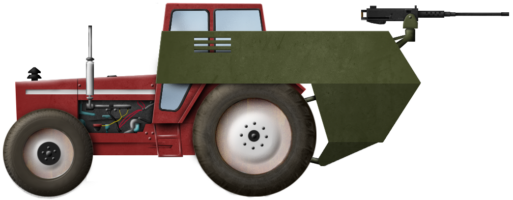 Bouffort Tractor Tank Conversion