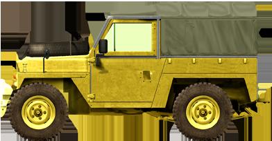 Land Rover Lightweight Series IIa and III