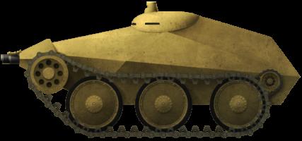 Maus 1-man KleinpanzerKampfwagen