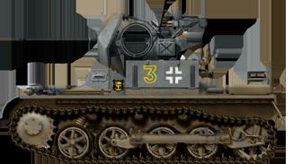 2cm Flak 38 Sf. Auf PzKpFw. I Ausf. A