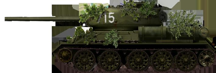 T-34-85 in Democratic People's Republic of Korea Service