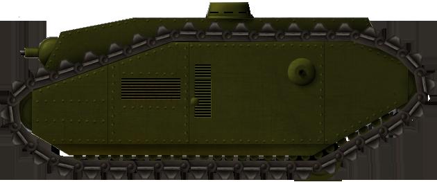 Renault Improved Battle Tank