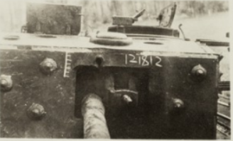 British Tank Losses March to May 1945: The War in North West Europe
