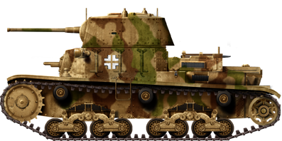 Panzerkampfwagen M15/42 738(i)